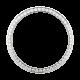 Rolex Day-Date / DateJust 31mm White Gold Round Diamonds Custom Bezel