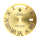 Rolex Day-Date 41mm Gold/Diamond Numerals Custom Dial