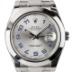 Rolex Datejust II Steel Watch with Silver Dial 116300