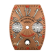 Franck Muller Conquistador 8005 K CC Rose Gold Custom Dial