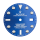 Rolex Submariner 40mm Blue/Diamond Hour Markers Custom Dial