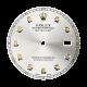 Rolex DateJust 41mm Steel/Diamond Hour Markers Custom Dial