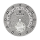 Custom Diamond Paved Dial for Rolex Yacht-Master II