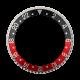 Rolex GMT-Master II Black/Red Custom Bezel