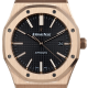 Audemars Piguet Royal Oak Rose Gold Leather 15450OR.OO.D002CR.01