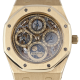 Audemars Piguet Royal Oak Yellow Gold Perpetual Calendar Skeleton