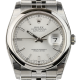 Rolex DateJust 36mm Silver/Index Jubilee 116200