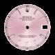 Rolex DateJust 31mm Original Factory Pink/Index Dial