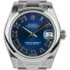 Rolex DateJust Lady 31mm Steel Blue/Roman 178240