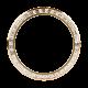 Rolex Daytona Yellow Gold Baguette-Cut Diamonds Custom Bezel