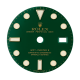 Rolex GMT-Master II 40mm Green Original Factory Dial
