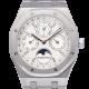 Audemars Piguet Royal Oak Perpetual Calender Steel White Dial 26574ST.OO.1220ST.01