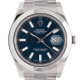 Rolex DateJust II 41mm Stainless Steel Blue Dial Oyster 116300