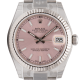 Rolex Lady DateJust 31mm Steel Pink Dial Oyster 178274