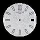 Patek Philippe 5711 Custom Pavé Diamond/Index Dial