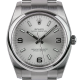Rolex Oyster Perpetual 34mm Silver/Arab Oyster 114200