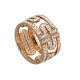 Time4Diamonds Custom Rose Gold Ring