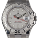 Rolex Yacht-Master 35mm Platinum/Index Oyster 168622
