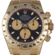 Rolex Cosmograph Daytona Black/Champagne Indexes Oyster 116528
