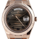 Rolex Day-Date II 41mm Rose Gold Wave 218235