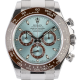 Rolex Cosmograph Daytona Platinum Ice Blue/Index 116506