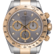 Rolex Cosmograph Daytona Steel and 18ct Yellow Gold Silver/Index 116523