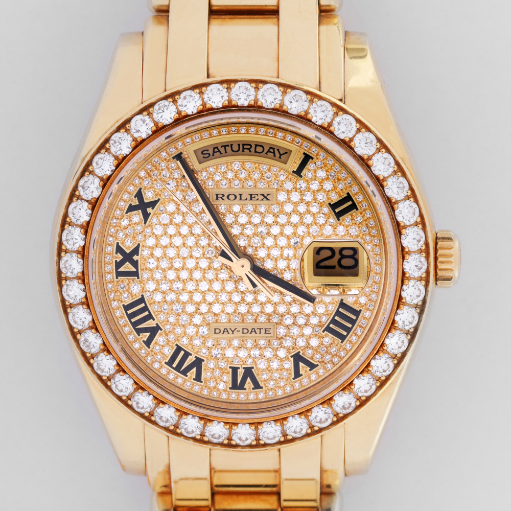 Rolex 18948 Day-Date Yellow Gold Special Dial