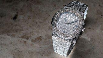 Patek Philippe 5711 Custom Diamond-Set | Time 4 Diamonds