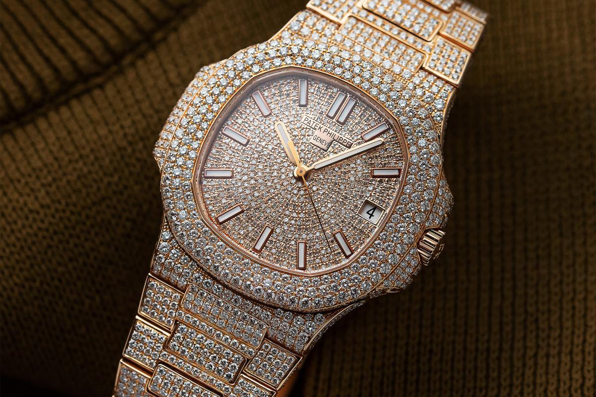 5 Best Custom Patek Philippe Nautilus Watches for Sale in UK