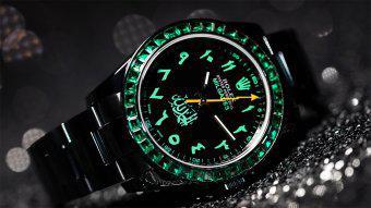 The definitive Rolex Milgauss Custom 116400 | Time 4 Diamonds