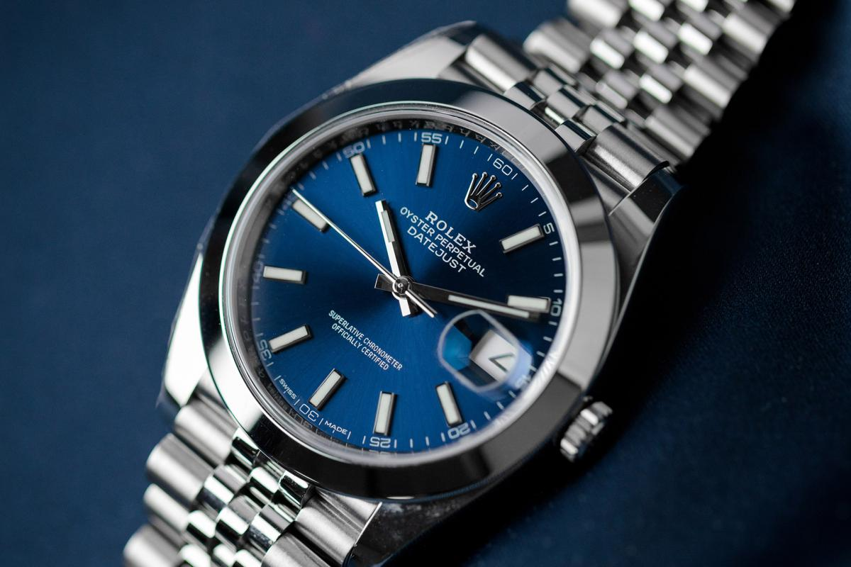 An Insightful Review of Rolex Oyster Perpetual DateJust 41