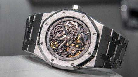 A great twist on a classic: The Audemars Piguet Royal Oak Openworked | Time 4 Diamonds