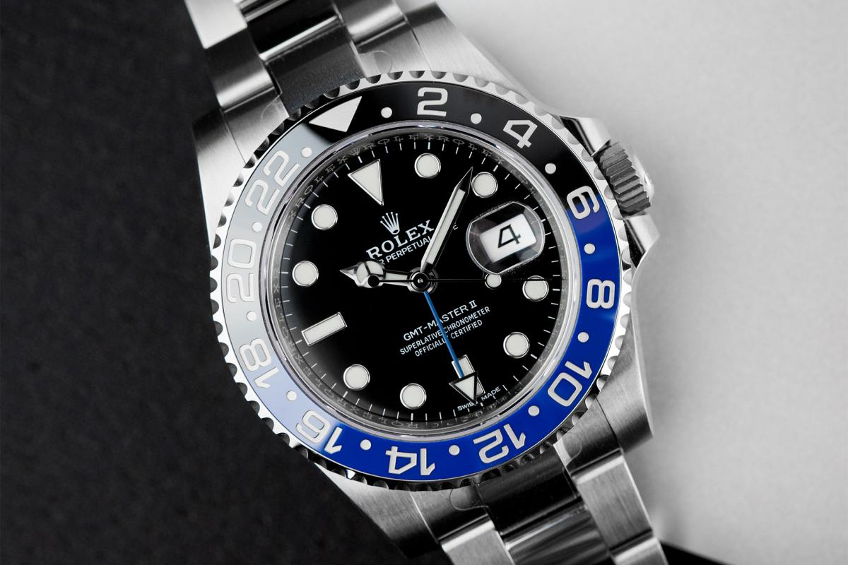 Rolex GMT Master 2 (116710BLNR): The Timepiece Fit for a Dark Knight