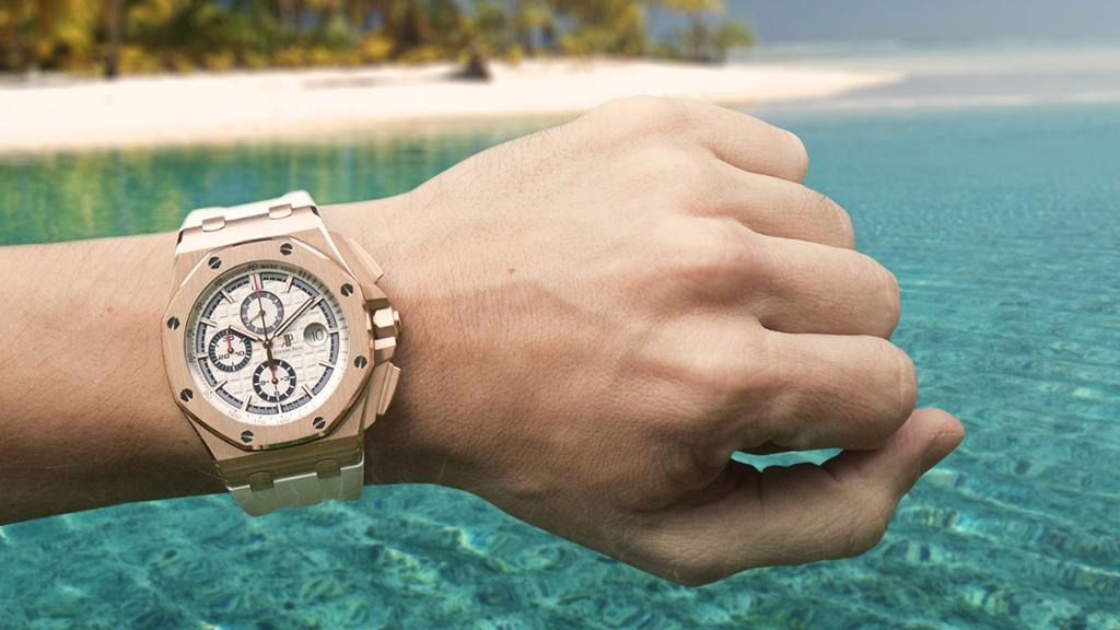 A look at the AP Royal Oak Offshore Summer Edition 2017 | Time 4 Diamonds