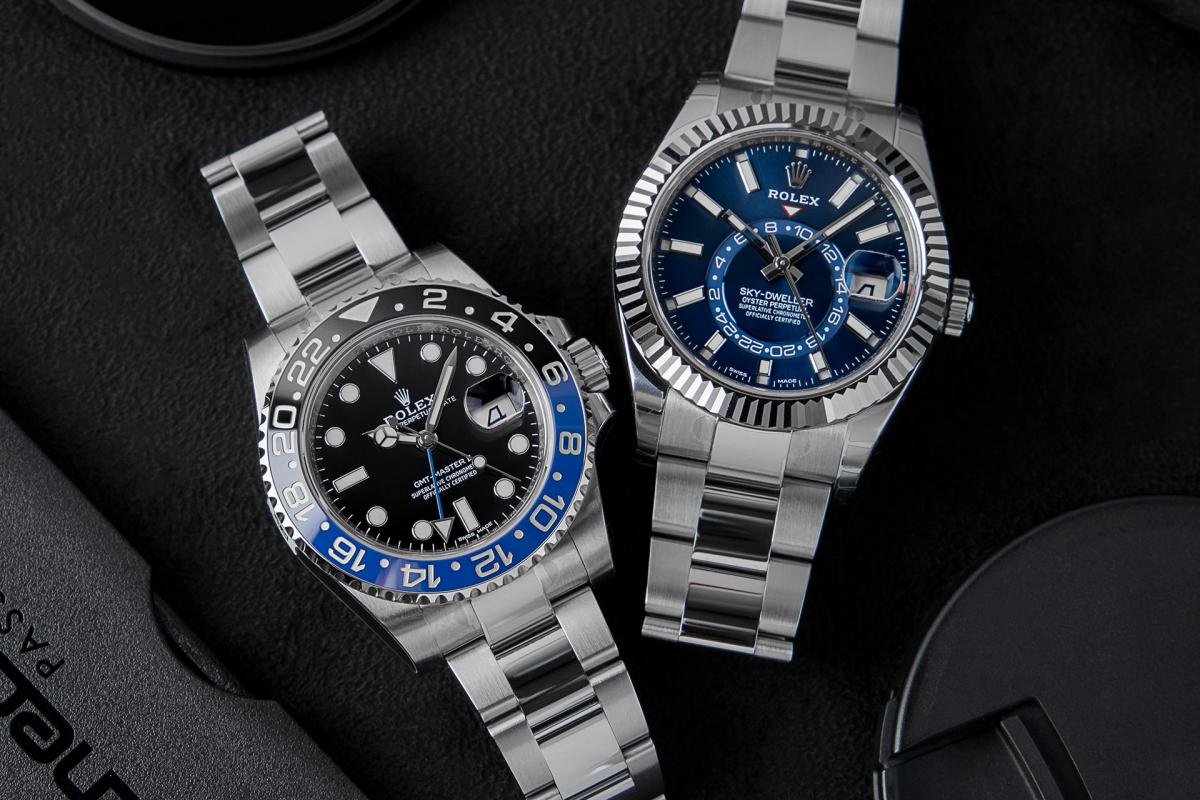 Reasons Men Love Rolex Watches