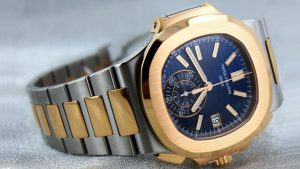 You never actually own a Patek Philippe...   Time 4 Diamonds