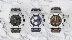 A look at the Audemars Piguet Royal Oak Offshore Series | Time 4 Diamonds