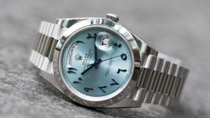 The Decisive Rolex Day-Date? Platinum Arabic Script Review | Time 4 Diamonds