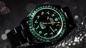 The definitive Rolex Milgauss Custom 116400   Time 4 Diamonds