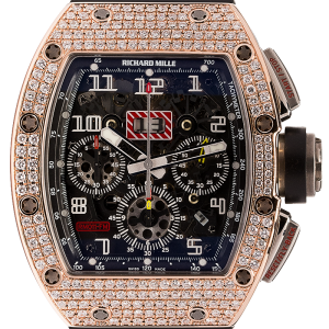 Richard Mille - RM011 - Time 4 Diamonds