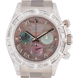 Rolex Daytona 116509 Custom - Time 4 Diamonds