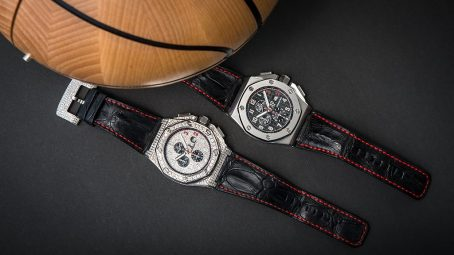 Slam Dunk! - Shaquille O'Neal's classic Royal Oak Offshore Reviewed | Time 4 Diamonds