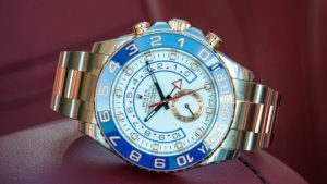 A future classic - the Rolex Yachtmaster-II 116681   Time 4 Diamonds