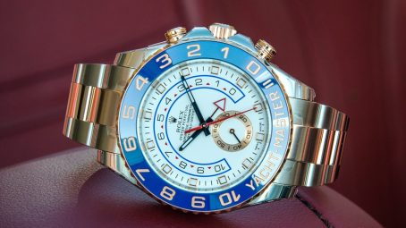 A future classic - the Rolex Yachtmaster-II 116681 | Time 4 Diamonds