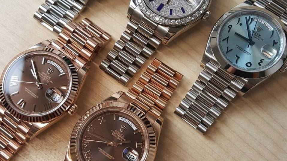 The best luxury watches to invest in are from big name brands