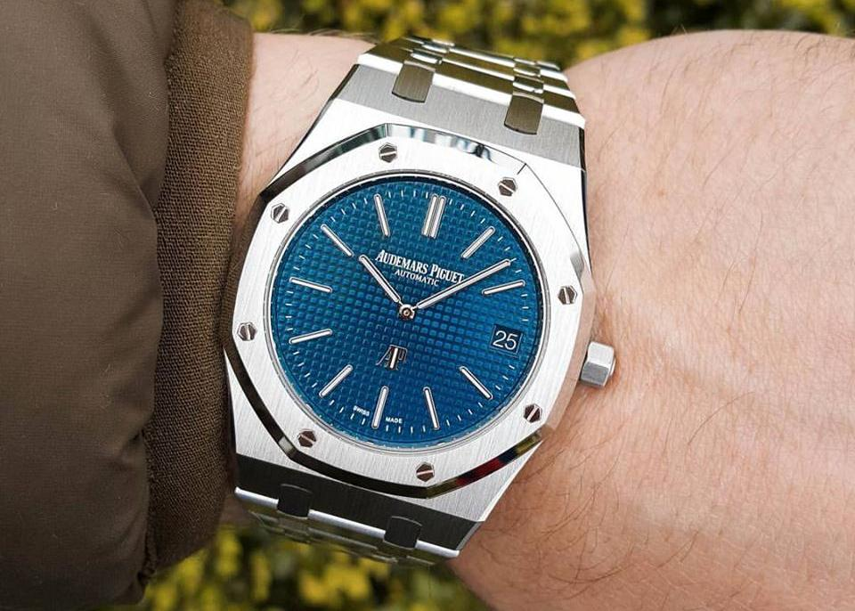 Coveted anniversary models are typically good luxury watches to invest in