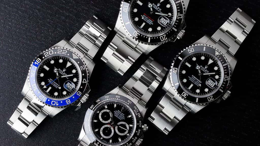 5 Top Men's Stainless Steel Rolex Watches to Own Right Now