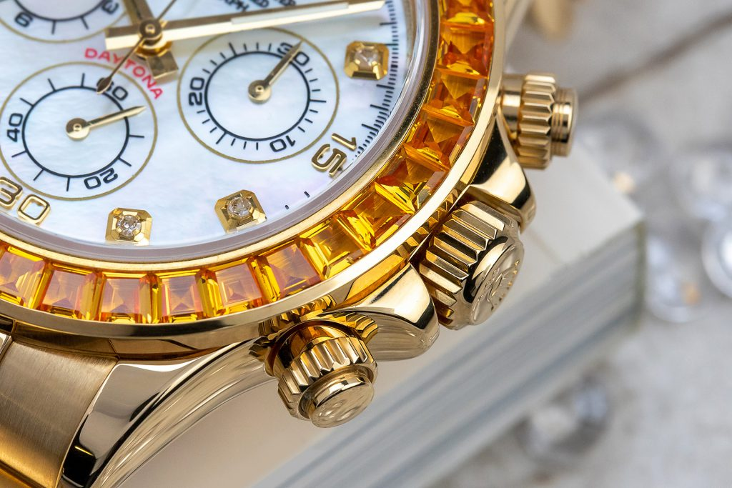 Get Your Creative Juices Flowing and Design Your Own Rolex