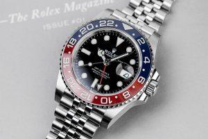 Rolex Pepsi: Rolex GMT-Master II 126710BLRO Review